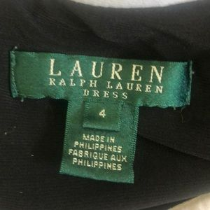 Lauren Ralph Lauren Dresses - Lauren Ralph Lauren Sleeveless Black Dress